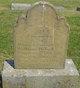Mary <I>Hutchinson</I> DeBell