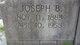 Joseph Worthy