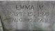 Emma <I>Duke</I> Worthy