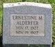 Ernestine M. Alderfer