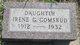 Irene G Gomsrud