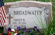 Profile photo:  Bruce B Broadwater