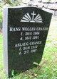 Hans Wolles Graner