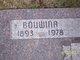"""Profile photo:  Bouwina """"Becky"""" <I>Dykhuizen</I> Voss"""