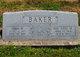 Rev Fred Marvin Baker