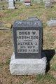 Profile photo:  Althea A <I>Knickerbocker</I> Califf