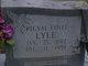 Regnal Coyet Lyle