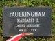 Margaret E. <I>Champion</I> Faulkingham