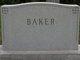 Martha May <I>Campbell</I> Baker