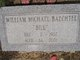 "William Michael ""Bill"" Baechtel"