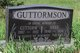 Guttorm (Gust) Guttormson