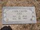 John Calvin Fine, Sr