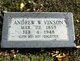 Andrew William Vinson