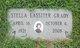 Profile photo:  Stella Lassiter <I>Grady</I> Acey