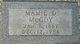 Mamie <I>Day</I> McCoy