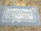 J Frank Chance