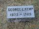 George E Kemp