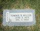 Tommie Bond <I>Bedecarrax</I> Miller