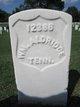 PVT William G. Aldridge