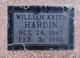 William Keith Hardin