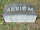 Profile photo:  Abbie N Brodie