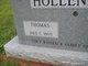 Thomas Hollenback, Sr