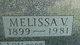 Melissa Seely <I>Voorhees</I> Best Cooper