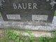 Lillian Pauline <I>Motz</I> Bauer
