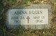 Profile photo:  Adena Eggen