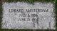 Edward Amsterdam