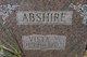 Profile photo:  Vista <I>Deeds</I> Abshire