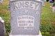 Mary Ann <I>Warehime</I> Kinsey
