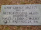 Profile photo:  Mary Coffey <I>Massey</I> Allen
