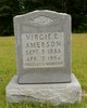 Virgie E Amerson