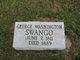 "George Washington ""Wash"" Swango"