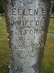 Profile photo:  Ellen Elizabeth <I>Hays</I> Foran