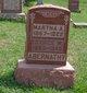 Martha A <I>Williams</I> Abernathy
