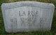 Charles B LaRue