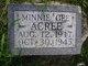 Minnie Gee Acree