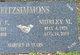 Shirley May <I>Abbott</I> Fitzsimmons