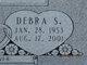 Profile photo:  Debra Sue <I>Blue</I> Bradford