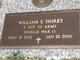 "William Earl ""Bill"" Shirey, Sr"