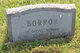 Harold Earl Borror