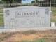 Alton Monroe Alexander