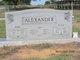 Profile photo:  Alton Monroe Alexander