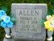 Alma E. <I>Bragg</I> Allen