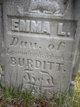 Emma L Burditt