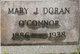 Mary J O'Connor