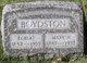 Mary Virginia <I>Moore</I> Boydston