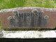 Profile photo:  Mabel E <I>Williams</I> Ambrose